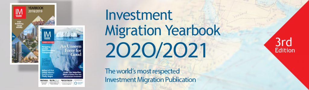 Investment Migration Yearbook 2020/21